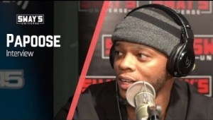 """Papoose Talks """"underrated,"""" Family & More On Sway In The Morning"""